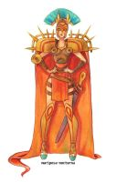 Athena chara design research by mariposa-nocturna