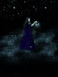 My Lady of the Stars by immortelenigma