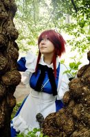 Trinity Blood: Sunlight. by ennfranco