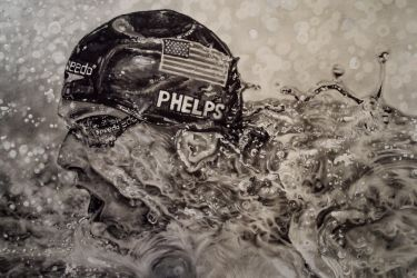 Michael Phelps  by Kentcharm