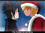 This Christmas you come with me by uzumaki00017
