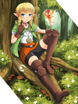 linkle by Orcaleon