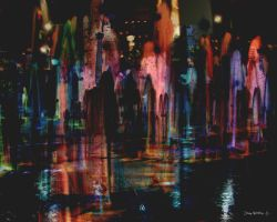Fountains of Night 1 by CosmoWonderly