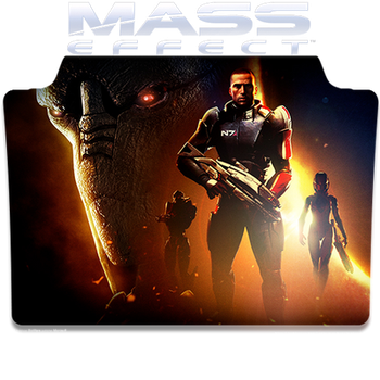 Mass Effect Folder/Icon Alternativ Version by Lezya