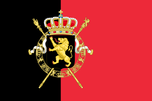 Belgian flag in the style of Portugal by HolonZeias
