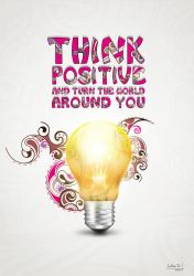 Think positive by LiliteD