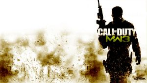 Call Of Duty MW3 Widescreen by sohansurag