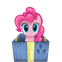 Pinkie Pie (In a box #10) by Sedrice