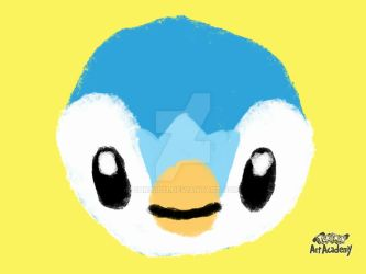 Piplup by Chrisi011