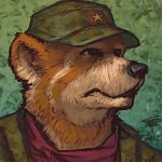 Commission - Pablo icon by Pyrosity