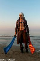 Dante Cosplay - DMC 3 by Leon Chiro Rimini Comix by LeonChiroCosplayArt