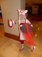 Amaterasu Anime USA 2013 by bumac