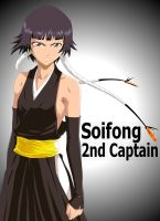 Soifong 2nd Captain by Mifang