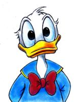 Donald Duck by zdrer456