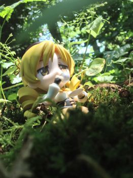 Nendoroid, Tomoe Mami Tea-Time by PikKirby