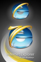 Internet Explorer 7 Icons 2.0 by weboso