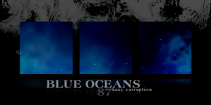 Blue Oceans by HazyCorruption