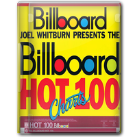 Billboard hot 100 chart folder icon by Havokmesfin