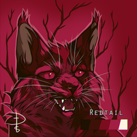 [CHALLENGE] - Redtail [Cherry Soda] by Fox-Desert