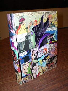 Big Book of Disney Villains by UnderdogGirl