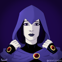 Yet another Raven by gentlemankevs