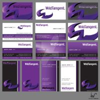 Business Card Design cont'd by JWDesignCenter