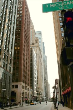 Chicago DOWNTOWN1 by psychogirl33