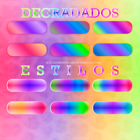 Estilos Y Degradados by BitchesImAwesome