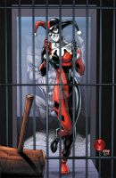 Harley Quinn by RossHughes