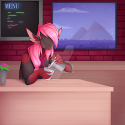 Working Day [C] by Scarlet-Spectrum