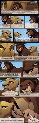 The Era of Scar- Comic Page by albinoWolf58