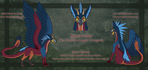 Sparrow Reference Sheet by Terra-Bites