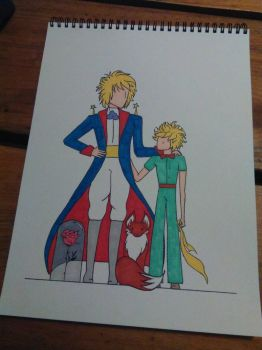little prince by Balidia
