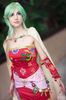 Terra (Final Fantasy VI) @ Con-G 2012 - Preview 2 by alucardleashed