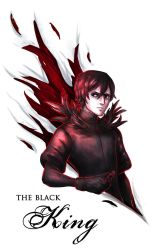 The Black King by spectre-draws