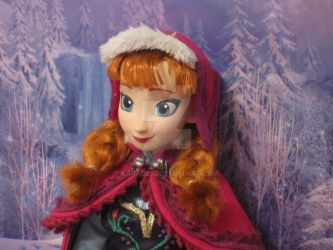 Frozen Anna costume - repainted by kara023