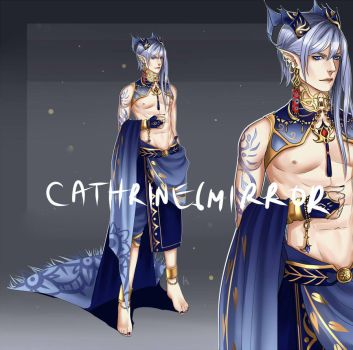 (CLOSED) Auction Adopt 56 by cathrine6mirror