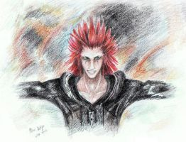 Axel by Violet93