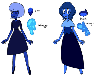 two whole lapis' [CLOSED] by taaffeiite