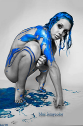 blueismycolor by HTBB