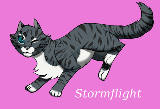 REQUEST - Stormflight by Bananas-are-violet