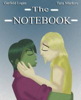 TxBB_The Notebook by Beast-Boy-x-Terra
