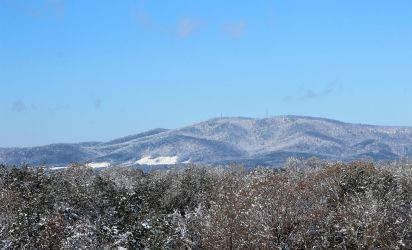Snowy Hills 1 by MountainViewStock
