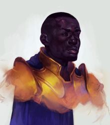 Xavier, The Commander of the Knights by Tvonn9