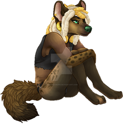 Yena by OdiareAmore