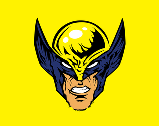 Wolverine T-shirt Design by JesseGiffin