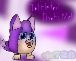 Baby Talking TattleTail by cjc728