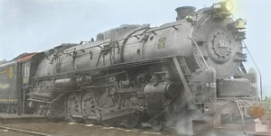 The Fast Freight Line by Engine97
