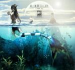 Queen of the Sea by 35-Elissandro