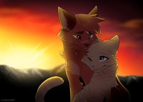You got me by CristalWolf567